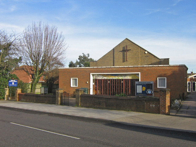 Crofton Baptist Church