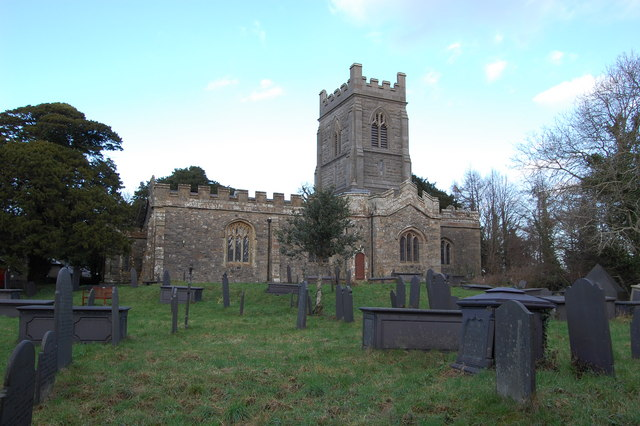 Llandegai Church