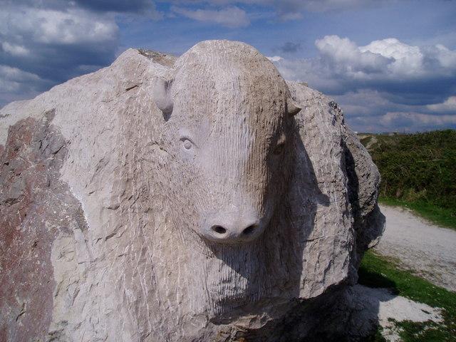 Sculpture - Tout Quarry Portland