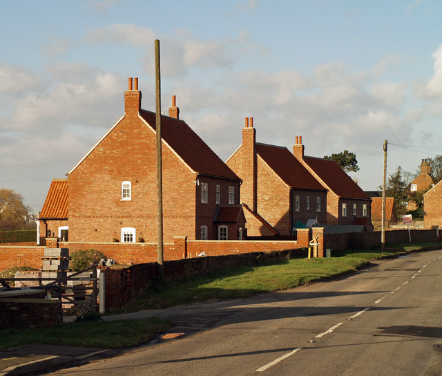 New Houses in Horkstow