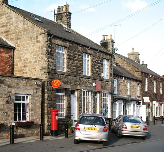 Hampsthwaite Post Office