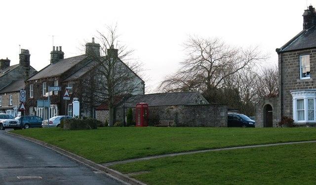 Hampsthwaite Village Green