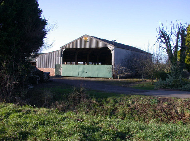Barn on Alborough Farm