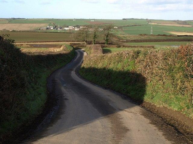 Lane to Hiscott