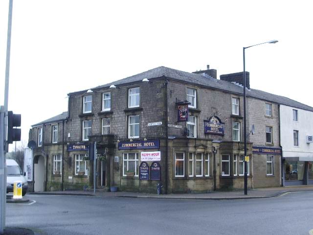Commercial Hotel, Colne