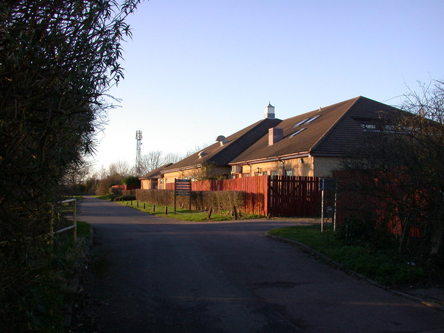 Girton Golf Club entrance