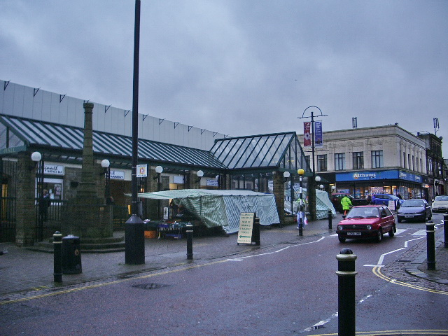 Market Street, Colne