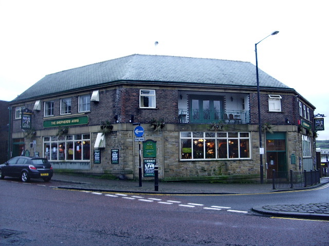 The Shepherd Arms, Colne