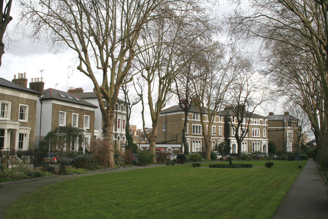 Cassland Crescent, South Hackney