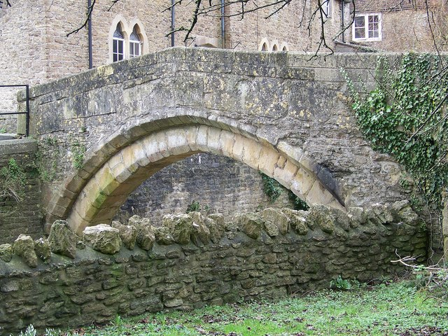 Packhorse bridge, Bruton