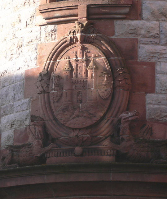 Denbigh Coat of Arms