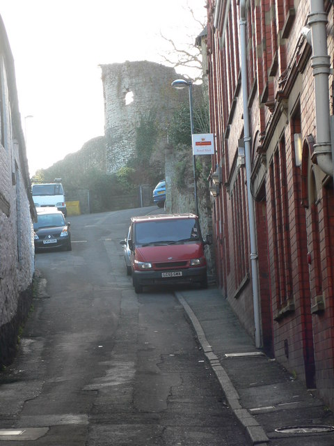 Bull Lane, Denbigh