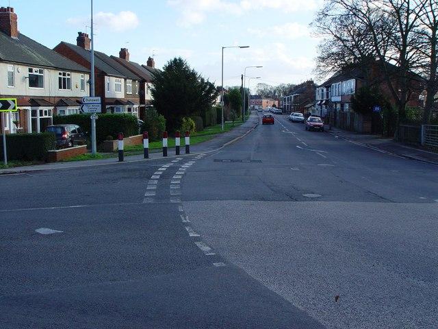 New Village Road, Cottingham