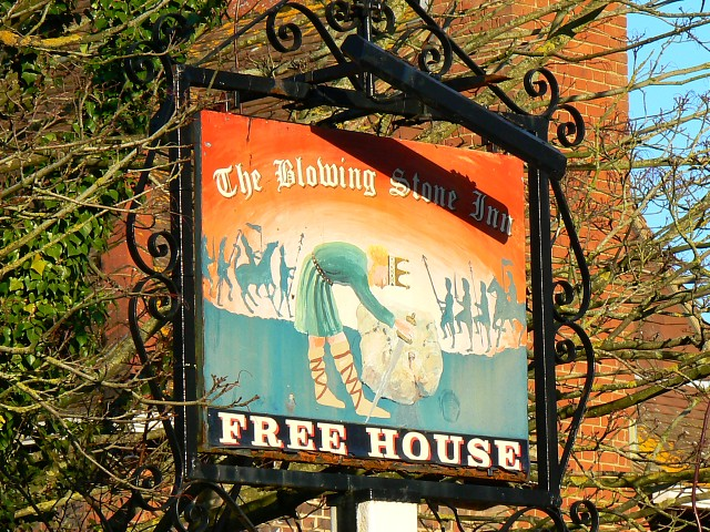The Blowing Stone Inn, Kingston Lisle