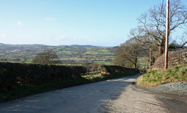 The Road Down To Buttington