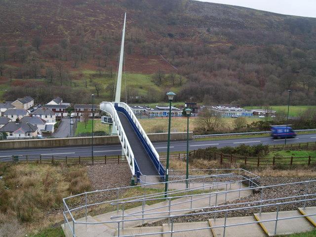 Cwm Footbridge
