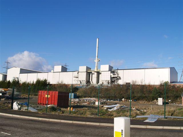Rassau Industrial Estate