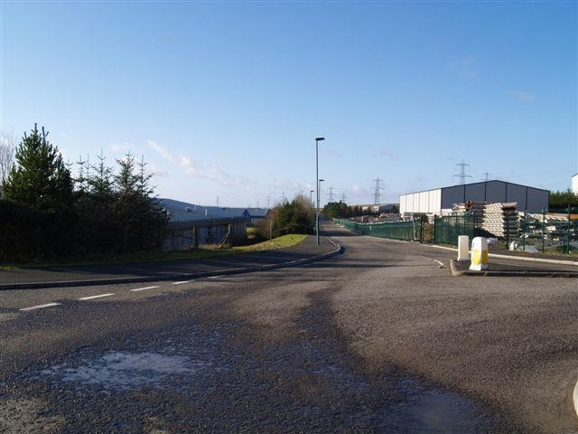 Rassau Industrial Estate