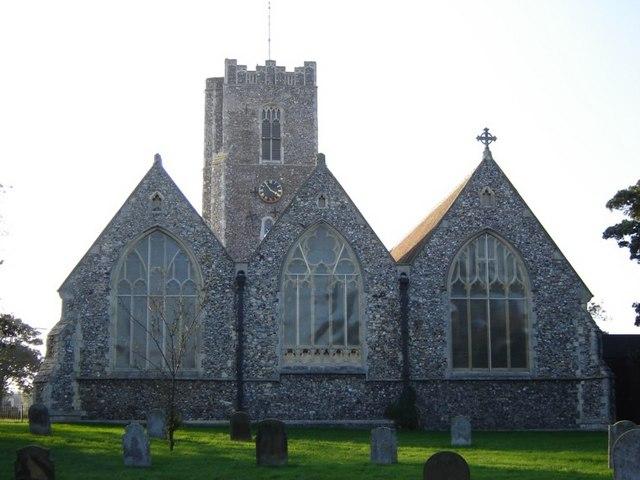 St. Andrew's Church, Gorleston
