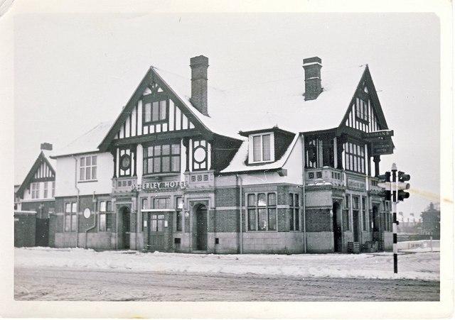 Osterley Hotel.