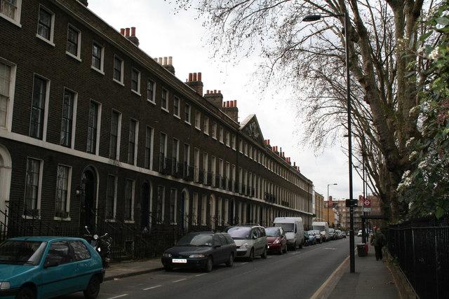 Cassland Road, South Hackney