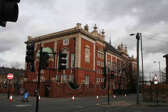 School, Cassland Road, South Hackney