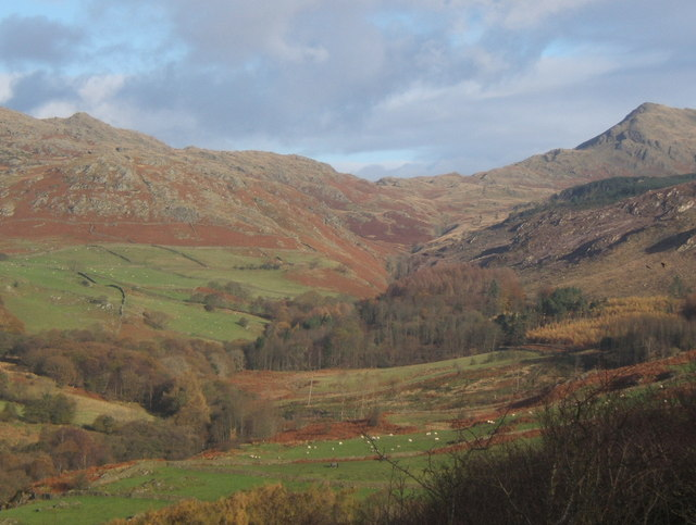 Upper Lickle Valley