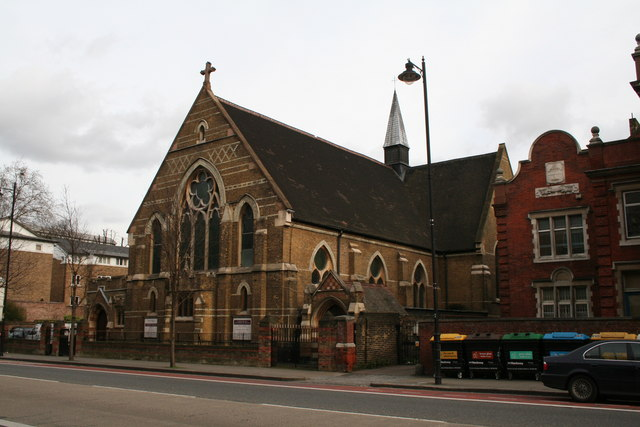 Greek church of St. John the Theologian, Hackney
