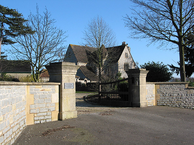 Entrance to The Old Rectory