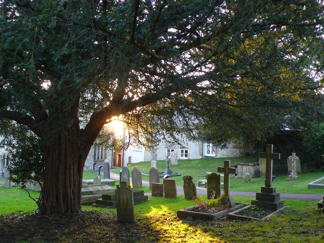 Thomas Hardy Locations, The End, Stinsford Churchyard