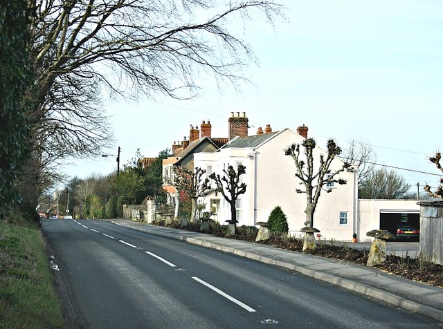 2008 : Bratton Road, Westbury