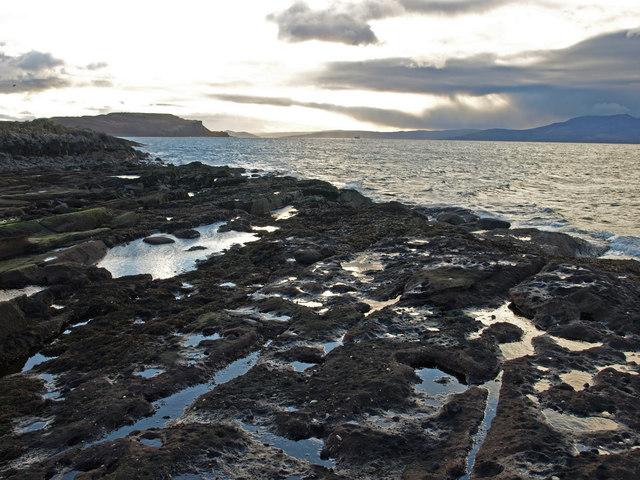 Doughend, Great Cumbrae Island