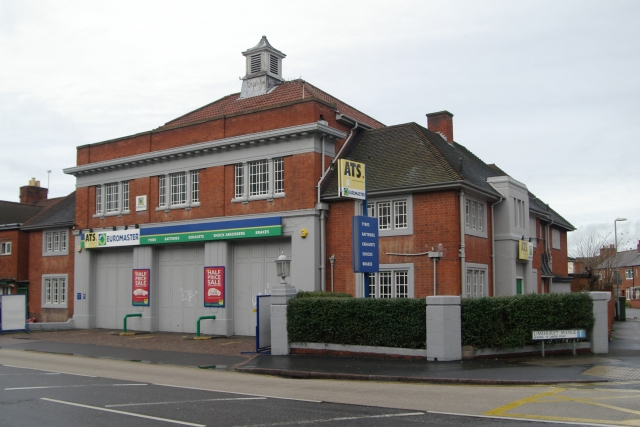 Loughborough old fire station
