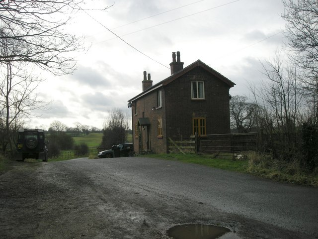 Lilbourne Station House