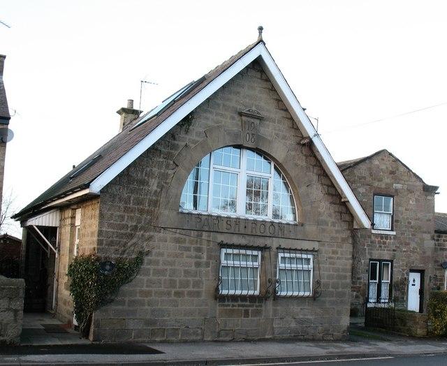 Former parish room, Killinghall