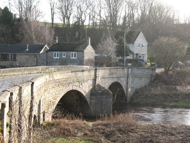 Killinghall Bridge