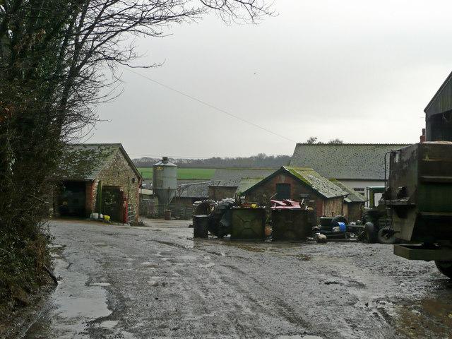 Cabbacott Farm