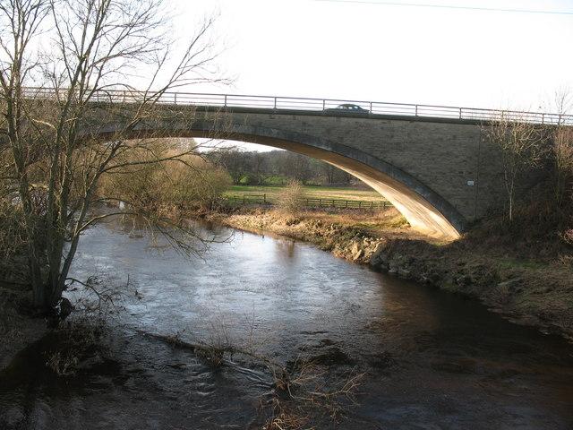 A61 bridge, Killinghall