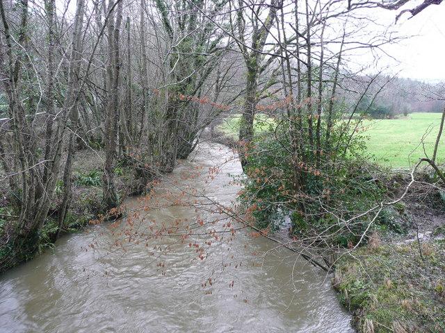 River Duntz - upstream