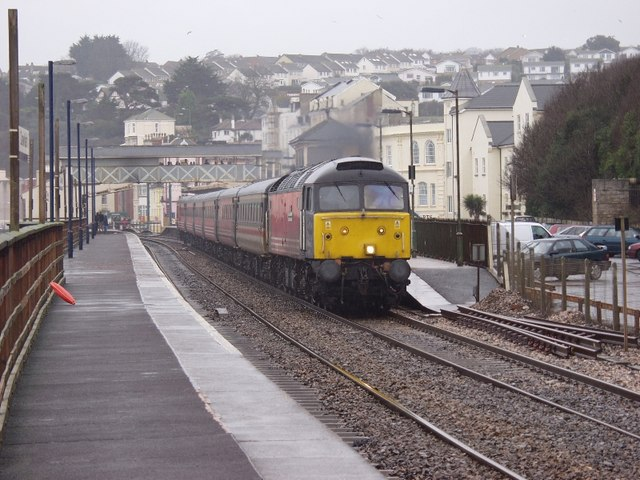 Dawlish Railway Station