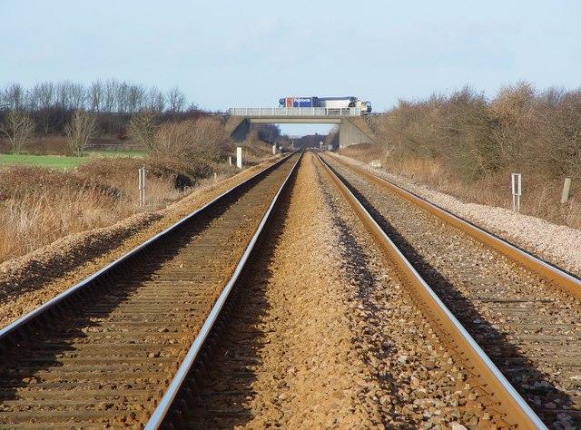 Railway Bridge, Dunswell