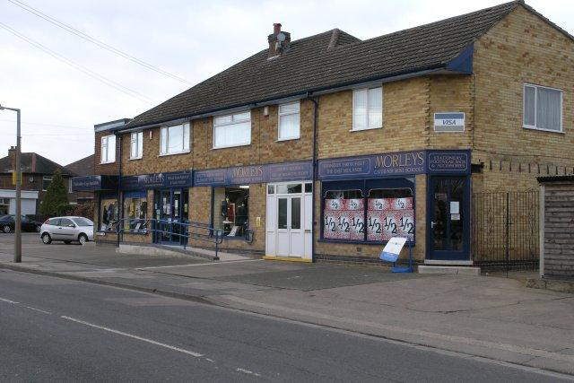 Morley's Bramcote Avenue, Chilwell
