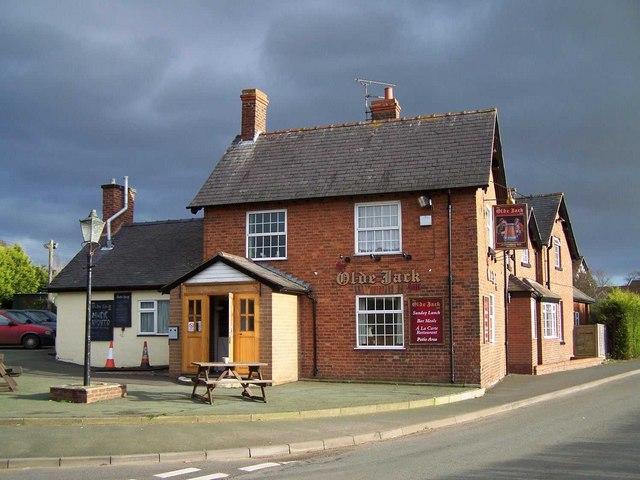 The Olde Jack, Calverhall