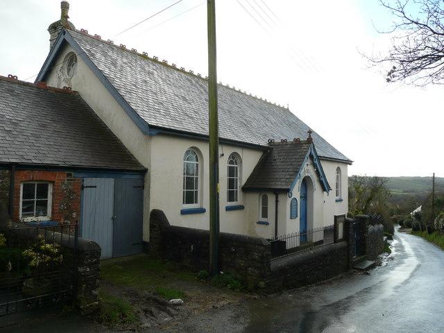 Littleham Methodist church
