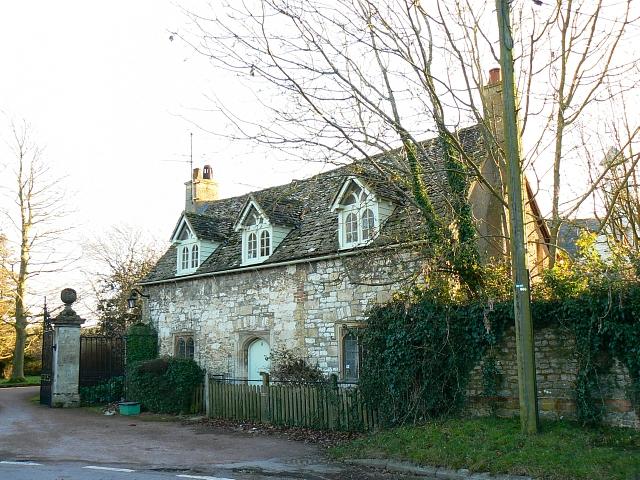 Property near Kingstone Lisle church