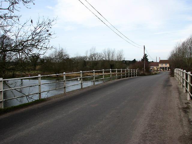 Bridge over the River Wensum