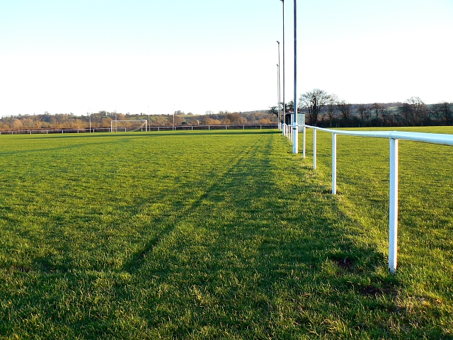 Football ground, Uffington