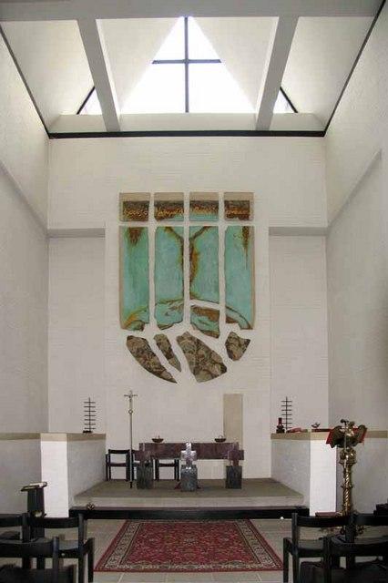 St Paul, Wightman Road, London N4 - Sanctuary