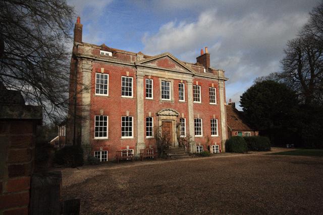Nunton House