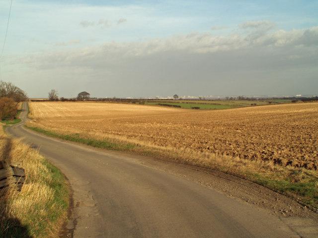 Near North Wold Farm